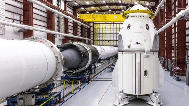 SpaceX suffers serious setback with crew capsule accident | KBTV