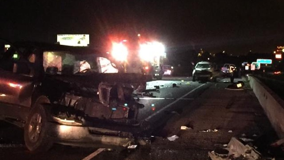 Head-on crash on Hwy 73 and Twin City Hwy in Mid-County